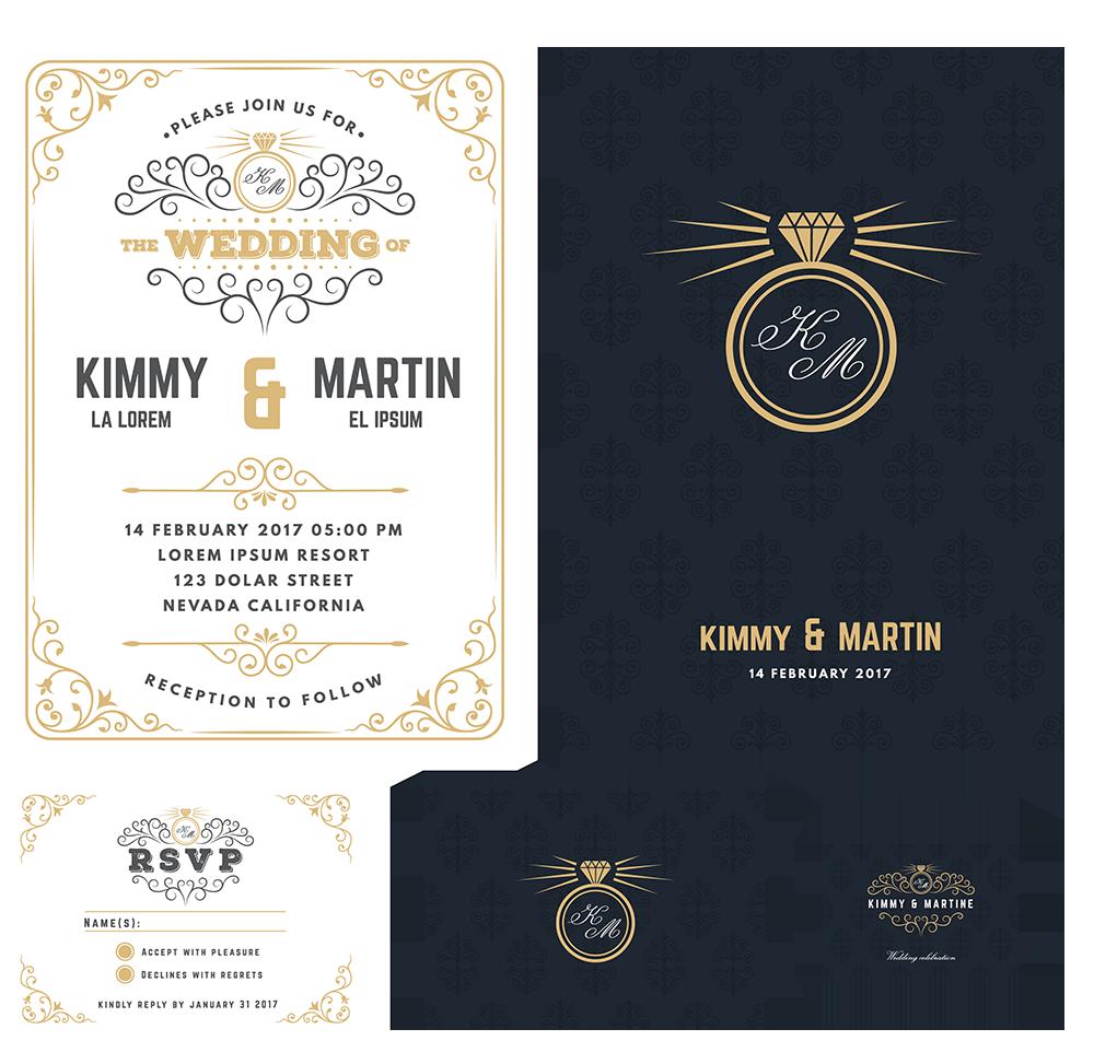 Invites & Stationary